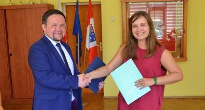 ZSR w Kaczkach nawiązał kolejną współpracę